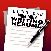 Mike Mili Writing Resume